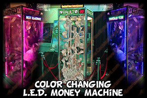 south florida party entertainment money machine