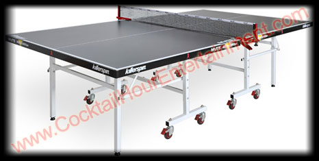 florida arcade quality ping pong table for rent